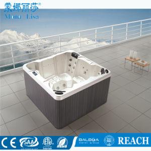 6 Pessoa e hidromassagem ao ar livre spa banheira de hidromassagem (M-3315)