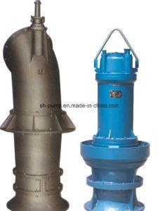 Bomba del drenaje de la circulación de la central eléctrica de la serie de Zl
