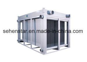 シーフードの処理のための熱い販売の落下フィルムの熱交換器