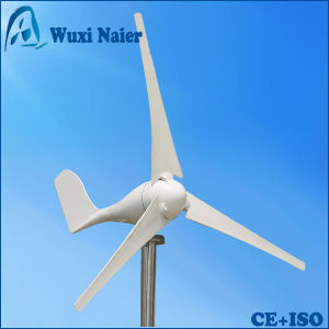 Generator van de Macht van de Wind van de Turbine van de Wind van de Molen van de Wind van Naier de Kleine 100W 12V/24V AC