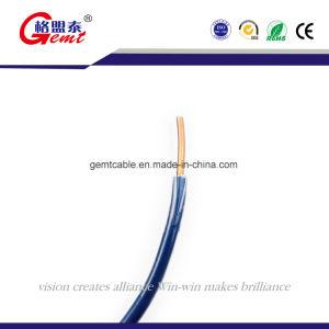 Isolamento de PVC padrão UL jaqueta de Nylon fios elétricos de cobre e Cabo Thwn Thhn/Thhn Fio de cobre para a América do Sul