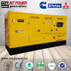 발전기 전기 발전기 침묵하는 디젤 엔진 발전기가 200kVA에 의하여 160kw 집으로 돌아온다