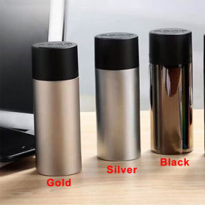 De draagbare Steun Hands-Free Calls/FM/Aux/TF van de Spreker Bluetooth van het Metaal Draadloze Stereo
