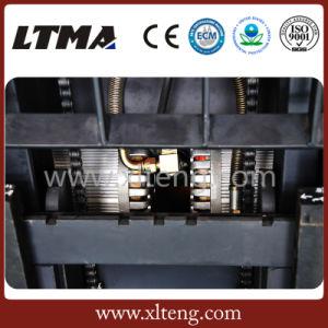 Ltma 3 - de Elektrische Vorkheftruck van het Wiel de Elektrische Vorkheftruck van 1.5 Ton