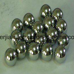 SS316 SS316L de Bal van 3.969mm 5/32  Lager van het Roestvrij staal met Rang G20 voor Speelgoed
