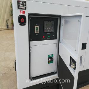 Diseño del nuevo grupo electrógeno diesel silencioso Motor China
