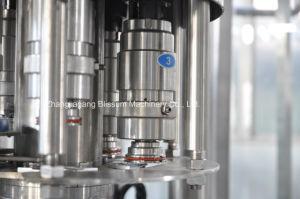 Suco de garrafa pet automática máquina de enchimento potável para linha de Bebidas