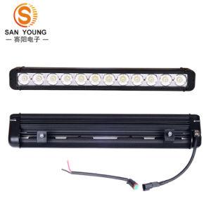 10W 20 pouces CREE LED Barres d'éclairage 120 W pour 4X4 de la conduite hors route