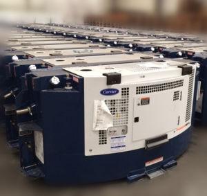 Дизельный генератор для контейнера обработки продуктов питания