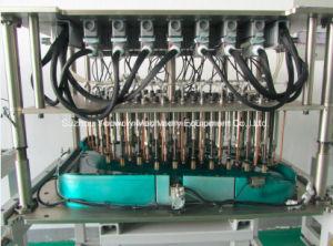 De auto maakt Plastic Hitte in orde Afbakenend het Messing van het Tussenvoegsel in de Apparatuur van de Noot