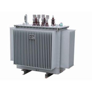 L'huile de transformateur 6.6kv immergé Modèle Populaire