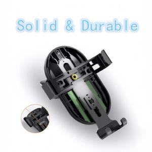 Зарядное устройство для беспроводной связи стандарта Qi быстрая зарядка автомобильная станция держателя/Установите смарт-телефон (W9)