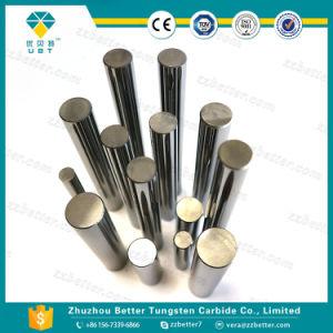 H6 Tungsten carboneto cementado polido para Endmills da Haste