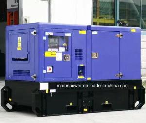 80kVA Cummins 방음 디젤 엔진 발전기 88kVA 비상 전원 발전기
