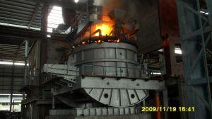 50t horno de arco eléctrico Precio de carburo de calcio (EAF)