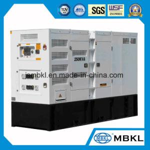 600kw 750kVA Groupe électrogène diesel de type silencieux alimenté par la balise 4006-23Perkins2a