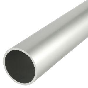 Extrusão de alumínio sem liga de alumínio tubo redondo de Autopeças