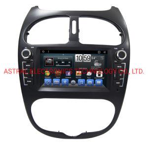Android Market Autoradio 6.2inch Unidade GPS para Peugeot 206