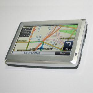 Ultra Slim voiture GPS, soutien de diverses marques de cartes (CPND-4312A)
