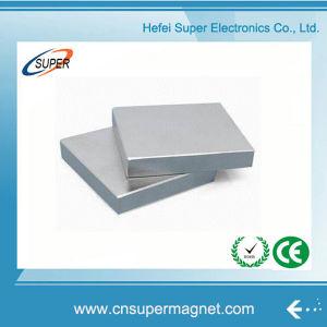 El níquel fuertes Rare Earth N42 de 50*30*10mm de bloque de imán de neodimio NdFeB