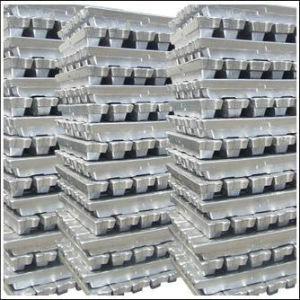 Les lingots d'aluminium de haute pureté Best-Quality la pureté de 99,99 % du stock de masse