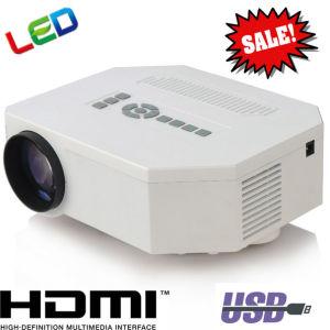 2014 дешевые цены USB-Mini HDMI проектор UC30 портативный светодиодный Beamer Projektor Proyector для дома для игровой приставки Xbox 360 Wii PS
