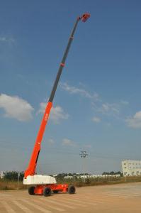 Телескопическая стрела подъемника (подъемная высота 40-42м)