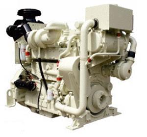Mariene Dieselmotor van de Boot van de Aandrijving van Cummins K19-M/Kt19-M/Kta19-M/Kta19-M3/Kta19-M4 de Hoofd