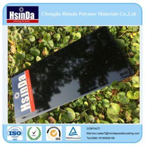 中国の製造者の試供品の黒高い光沢のあるミラーの効果の粉のコーティング