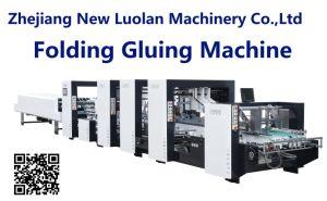 باردة إنصهار غراءة آلة لأنّ يغضّن/صندوق من الورق المقوّى يجعل آلة ([غك-1450بك])