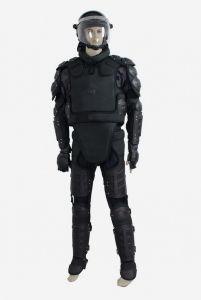 Anti-Aufstand Uniform für Polizei und Militär (FBF-B-L1)