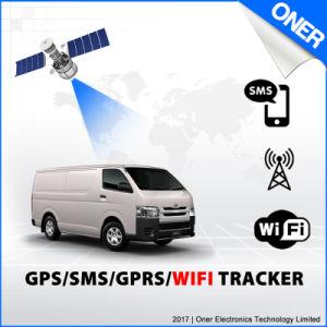 Kundenspezifischer GPS-Verfolger mit WiFi und DEM GPRS Gleichlauf
