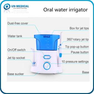 Diseño Sound-Free dental eléctrico Irrigator Oral de agua para los dientes cuidado