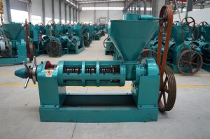 Guangxin 유압기 Yzyx120 4 단계 압박 기름 착유기
