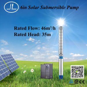 7.5Kw 6дюйм солнечной погружение насоса, а также насос из нержавеющей стали