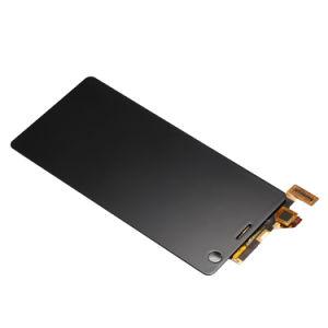 Жк-дисплей для мобильного телефона качество оригинала для Sony Xperia C4 с двумя SIM-E5363 ЖК-дисплей с сенсорным экраном черного цвета