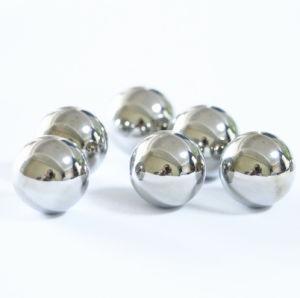 12.7mm 1/2 de la densité du roulement à billes en acier chromé