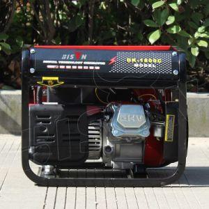 バイソン(中国) BS1800b 1kw 1kVAのセリウムはOEMの工場銅線のホーム使用携帯用ガソリン発電機2.6HPを承認した