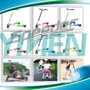 Três Rodas Scooter Speeder adulto 3 Rodas Scooter de pontapé para venda