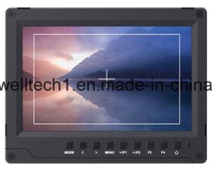 4k 7 en el campo de la cámara Monitor HD 1920 X 1200 Panel IPS