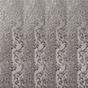Tegel van de Tegel van de Vloer van het pakhuis de Metaal Verglaasde met de Textuur van de Lijn (6js059)