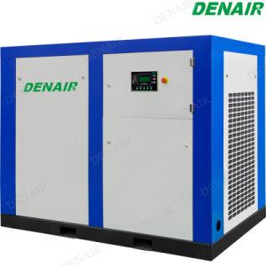 150 CV de 110 Kw, refrigerado por aire del compresor de aire de tornillo de tipo vertical