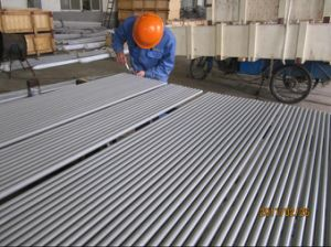S32304 이중 S.S Smls 배관 ASTM A789