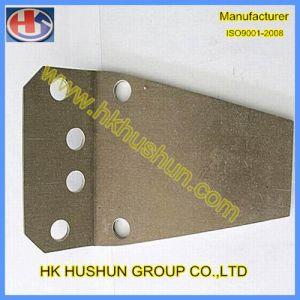 деталь штамповки, установки оборудования, металлический кронштейн с медными (HS-FS-0008)