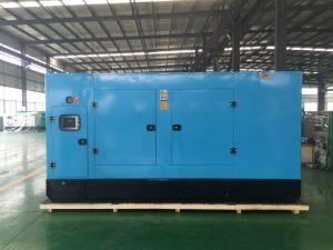 Faible bruit 70 dB 700kVA Groupe électrogène diesel de type silencieux avec Approbation CE