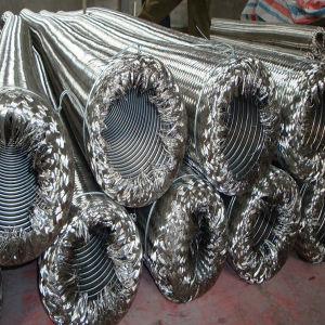Fornitore metallico ondulato Braided del tubo flessibile