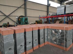 de BalansVentilator van de Ventilatie van Type 04 1380 voor Serre/Landbouwbedrijf Poultry/Swine