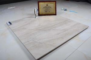 De Tegel van de Vloer van het Bouwmateriaal, de Tegel van het Porselein, verglaasde de Opgepoetste Tegel van de Vloer van het Exemplaar van het Porselein Marmeren, de Marmeren Tegel van de Vloer voor de Decoratie van het Huis, Project