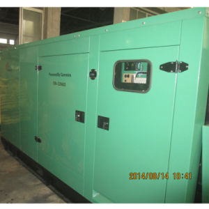 100kwはタイプディーゼル発電機を開く