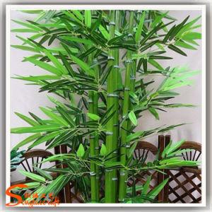 Decoração Boa Sorte Artificial quase bambu natural